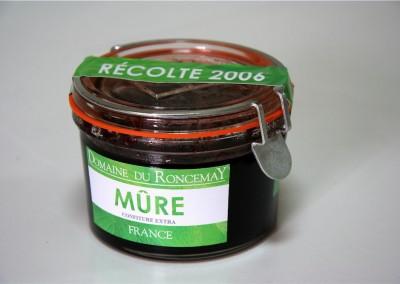 Adhésif pour pot de confiture ou de miel