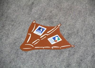 Adhésif de sol colle renforcée pour moquette