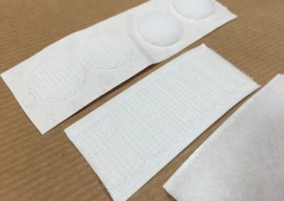Velcro pastilles ou bandes